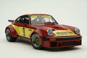 miniature de voiture Porsche 934 RSR  #9 GT 1977 (Exoto 19095) Exoto Quirao idées cadeaux