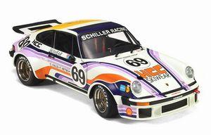 miniature de voiture Porsche 934  #69 Le Mans (Exoto 18095) Exoto Quirao idées cadeaux