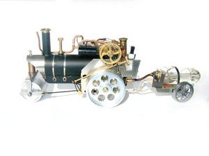 machine à vapeur Rouleau compresseur, Kit Lutz Hielscher Quirao idées cadeaux