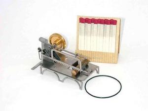 machine à vapeur Scie à bois Lutz Hielscher Quirao idées cadeaux
