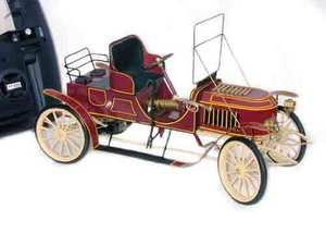 Stanley Steam Car With R C