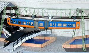 train miniature Train Hinge, coffret de base Kit H0 Lutz Hielscher Quirao idées cadeaux