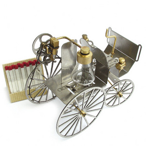 model steam engine Carriage Lutz Hielscher