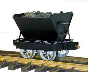 train miniature Wagon à minerai Lutz Hielscher Quirao idées cadeaux