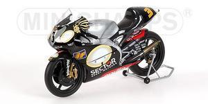 miniature de moto Aprilia Rsv250 Melandri Gp 02 Minichamps Quirao idées cadeaux