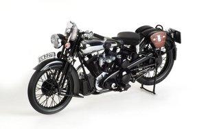 miniature de moto Brough Superior Ss100 T.e.lawrence 1925-35 Minichamps Quirao idées cadeaux