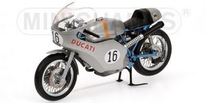 miniature de moto Ducati 750 Paul Smart Imola 1972 Minichamps Quirao idées cadeaux