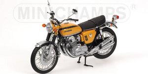 miniature de moto Honda Cb 750 Four K0 1968 - Gold Minichamps Quirao idées cadeaux