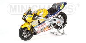 miniature de moto Honda Nsr500 2001 Lm 01 - Nastro - Rossi Minichamps Quirao idées cadeaux