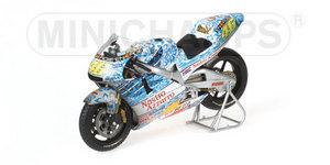 miniature de moto Honda Nsr500 Nastro Azzuro Mug 01 - Rossi Minichamps Quirao idées cadeaux
