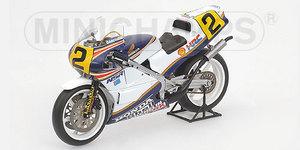 miniature de moto Honda Nsr 500 W. Gardner Gp 1987 Minichamps Quirao idées cadeaux