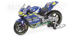 miniature de moto Honda Rc211v - Telefonica - Edwards   (wsl) Minichamps Quirao idées cadeaux