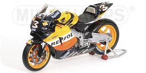 miniature de moto Honda Rc211v - Repsol - Biaggi Minichamps Quirao idées cadeaux