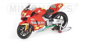 miniature de moto Honda Rc211v - Fortuna - Ellias Minichamps Quirao idées cadeaux