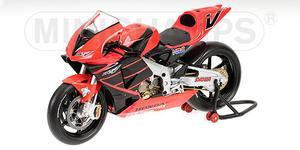 miniature de moto Honda Rc211v 2001 Sum Testbike - Rossi Minichamps Quirao idées cadeaux