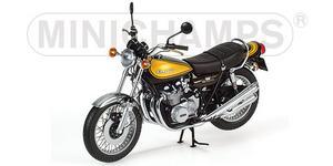 miniature de moto Kawasaki 900 Z1 Super 4 1973 Candy-green/ Minichamps Quirao idées cadeaux