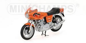 miniature de moto Laverda Jota 180 1978-82 Orange Minichamps Quirao idées cadeaux