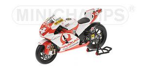 miniature de moto Ducati Desmo16 Gp 7 - Pramac - Barros Minichamps Quirao idées cadeaux