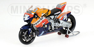 miniature de moto Honda Rc212v - Repsol - Pedrosa Minichamps Quirao idées cadeaux