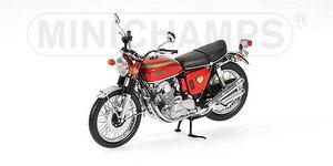 miniature de moto Honda Cb 750 Four K0 1968 - rouge Minichamps Quirao idées cadeaux