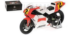 miniature de moto Yamaha Yzr 500 W. Rainey Gp World Champion Minichamps Quirao idées cadeaux