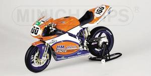 miniature de moto Ducati 996 F01 SPB HODGS Minichamps Quirao idées cadeaux