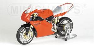 miniature de moto Ducati course Minichamps Quirao idées cadeaux