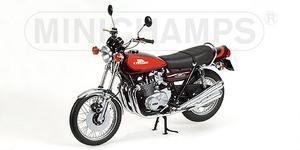miniature de moto Kawasaki 900 Z1 Super 4 1973 Candy-brown/o Minichamps Quirao idées cadeaux