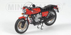 miniature de moto Moto Guzzi 850 Lemans Mki 1976 rouge Minichamps Quirao idées cadeaux