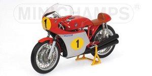 miniature de moto MV Agusta 500 Ccm G. Agostini Gp 1970 Minichamps Quirao idées cadeaux