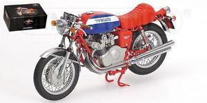miniature de moto MV Agusta 750s 1972 - rouge Minichamps Quirao idées cadeaux