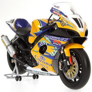 miniature de moto Suzuki Gsx-r1000 -Alstare- Corser Minichamps Quirao idées cadeaux