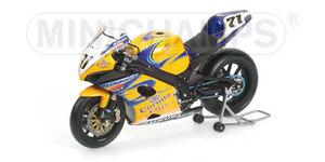 miniature de moto Suzuki Gsx-r1000 -Alstare- Kagayama Minichamps Quirao idées cadeaux