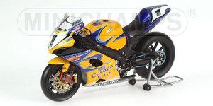 miniature de moto Suzuki Gsx-r1000 K6 - Corona - Corser Minichamps Quirao idées cadeaux