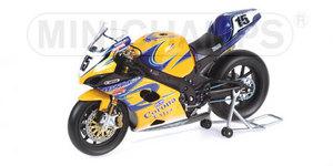 miniature de moto Suzuki Gsx-r1000 K6 - Corona - Foret Minichamps Quirao idées cadeaux