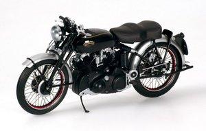 miniature de moto Vincent-hrd Series C Black Shadow 1950 Minichamps Quirao idées cadeaux
