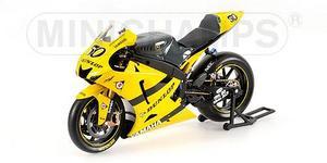 miniature de moto Yamaha Yzr-m1 - Tech 3 - Guintoli Minichamps Quirao idées cadeaux