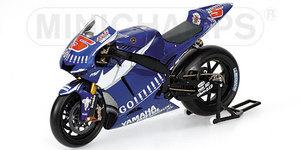 miniature de moto Yamaha Yzr-m1 -Gauloises- Edwards  (wsl) Minichamps Quirao idées cadeaux