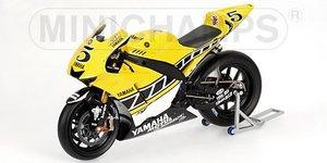 miniature de moto Yamaha Yzr-m1 -Gauloises- Seca 05 Edwards Minichamps Quirao idées cadeaux