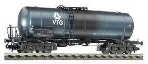 train miniature Wagon citerne avec plate-forme freinage - 855476 Fleischmann Quirao idées cadeaux