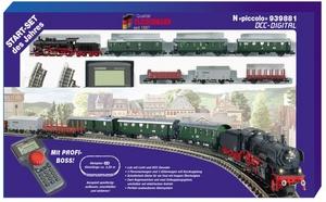 train miniature Boite Depart Dig  - 939881 Fleischmann Quirao idées cadeaux