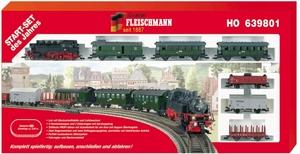 train miniature Boite Depart Ho  - 639801 Fleischmann Quirao idées cadeaux