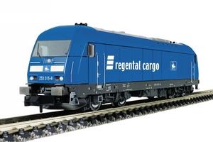 train miniature Loco Diesel T253  - 726001 Fleischmann Quirao idées cadeaux