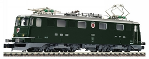 train miniature Loco Elec Tsb  - 737201 Fleischmann Quirao idées cadeaux