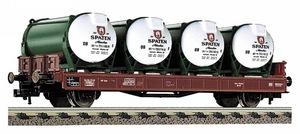 train miniature Porte Reservoirs biere - 5233 Fleischmann Quirao idées cadeaux