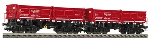 train miniature Set Wagons Railion  - 553010 Fleischmann Quirao idées cadeaux