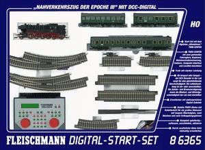 train miniature Start Set T-cent  - 86365 Fleischmann Quirao idées cadeaux