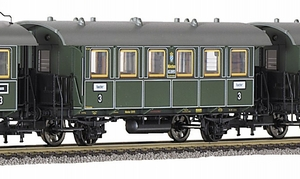 train miniature Voiture Voyag Bavarien - 889201 Fleischmann Quirao idées cadeaux