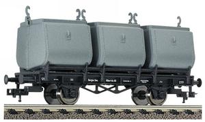 train miniature Wagon à Charbon  - 526401 Fleischmann Quirao idées cadeaux