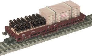 train miniature Wagon Av Tuyaux - Bois  - 52278701 Fleischmann Quirao idées cadeaux